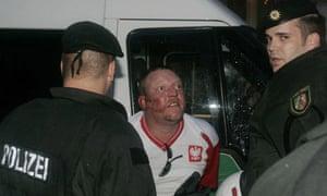 euro 2008, clashes