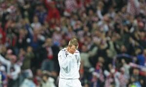 England fail to qualify for Euro 2008