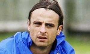 Dimitar Berbatov is a traget for Man Utd