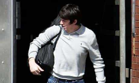 Joey Barton is released from jail