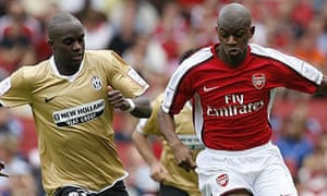 Abou Diaby, Arsenal and Mohamed Sissoko, Juventus