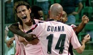 Palermo celebration