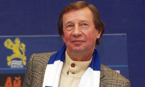 Dynamo manager Yuri Semin, who has overseen the revival in their fortunes