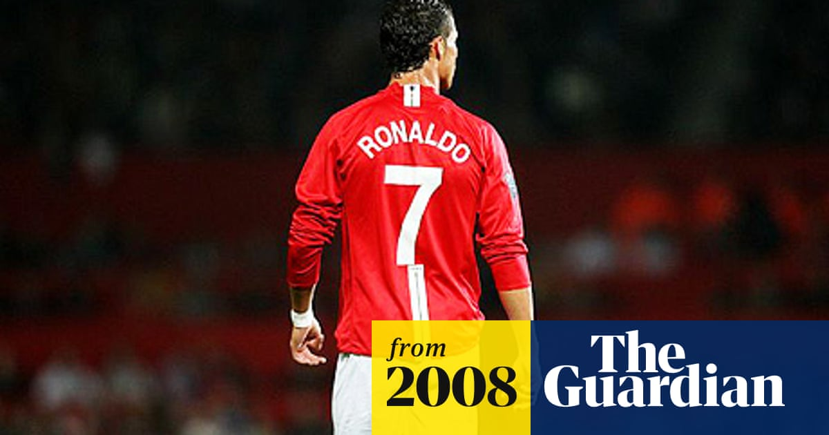 new product d2b2d bdcad Football: Real Madrid to chase Manchester United's Cristiano ...