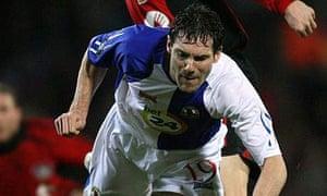 David Dunn, Blackburn