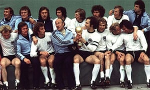 West Germany win the 1974 World Cup