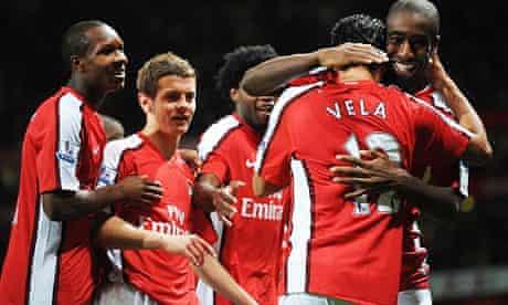 Arsenal kids