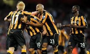 Hull celebrate