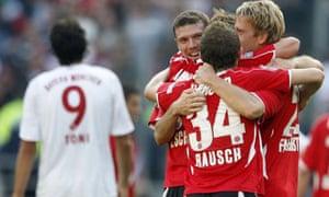 Bayern Munich v Hanover