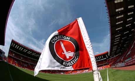 The Valley, home of Charlton Athletic Football Club