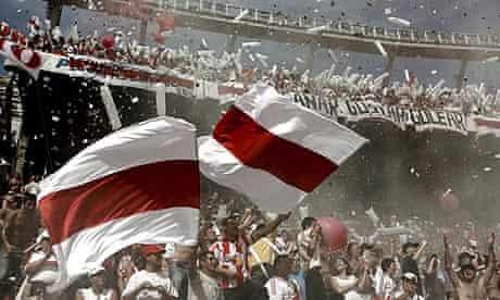 River Plate versus Boca Juniors