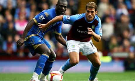 Aston Villa v Portsmouth