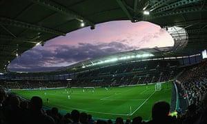 Hull City's KC Stadium