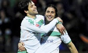 Diego and Claudio Pizarro