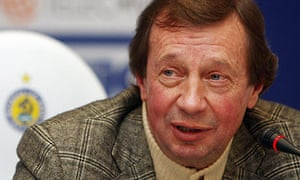Dynamo Kyiv manager Yuri Semin