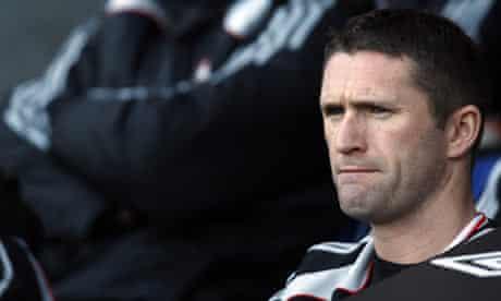Liverpool' striker Robbie Keane