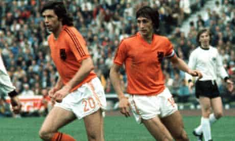 Johan Cruyff Holland 1974