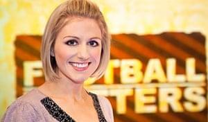 TV's Rebecca Lowe