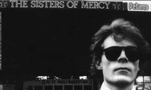 Andrew Eldritch of the Sisters of Mercy and his football stadium