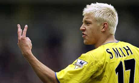 Alan Smith during his time with Leeds
