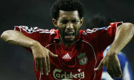 Jermaine Pennant at Liverpool
