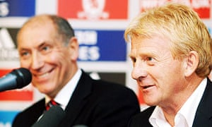 Gordon Strachan is unveiled as the new Middlesbrough manager