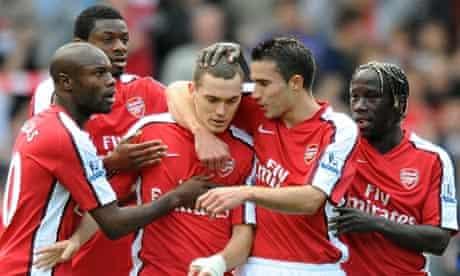 Arsenal v Blackburn
