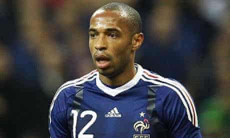 Thierry Henry DL