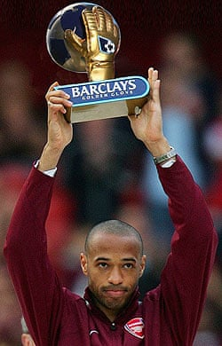 The Gallery - Thierry Henry
