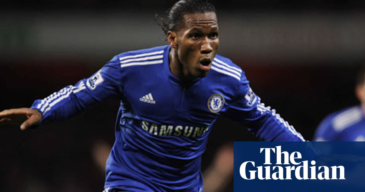 new arrivals dae7b 06089 Didier Drogba is right – this Chelsea side will take some ...