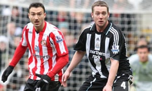 Kevin Nolan made a vital contribution on his debut for Newcastle