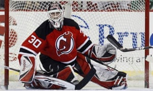 best service ff83a 0b62d NHL: The New Jersey Devils' Martin Brodeur has set the ...