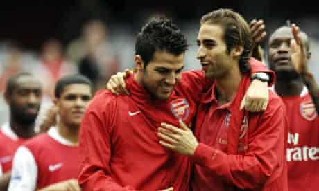 Mathieu Flamini left a gap at Arsenal that Arsene Wenger has failed to fill