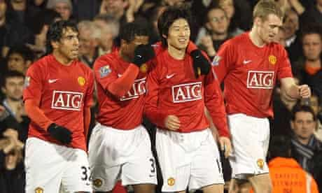 Manchester United, Park Ji-Sung