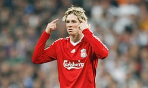 Champions League Fernando Torres Will Start For Liverpool Against