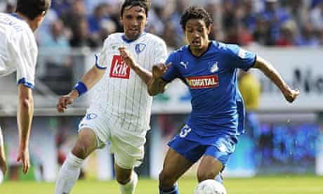Matias Concha and Carlos Eduardo,