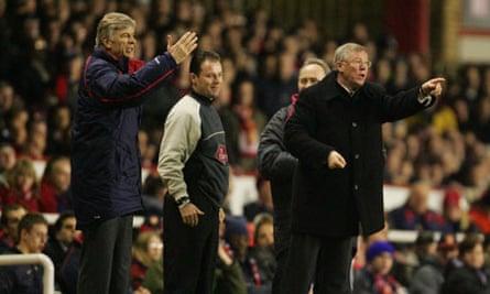 Wenger/Ferguson