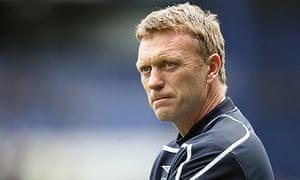 David Moyes Everton FA Cup
