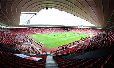 Southampton Championship football