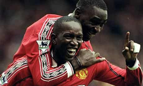 Dwight Yorke and Andy Cole, Manchester United