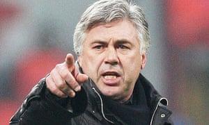 Carlo Ancelotti rejects Chelsea talk (Inter Milan v AC Milan - Serie A)