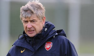 Arsène Wenger is positive about Arsenal's future
