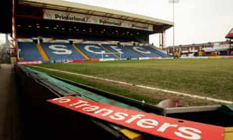 Stockport County have gone into administration