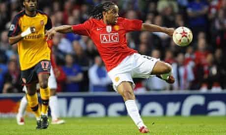 Anderson v Arsenal
