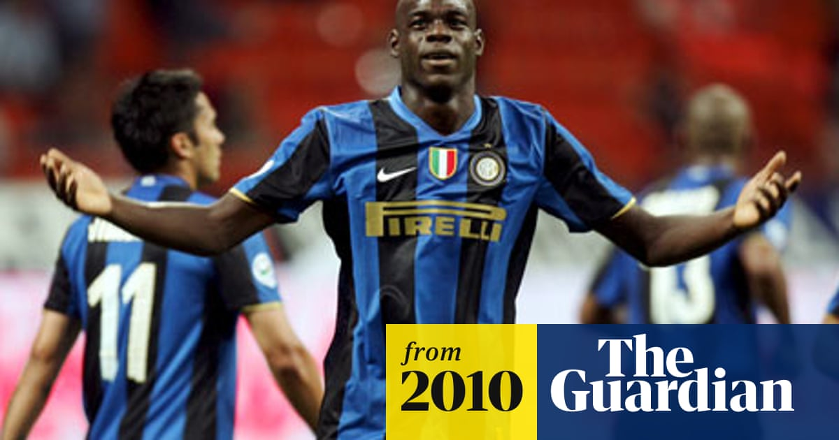 promo code 88d30 1c273 Inter director: Mario Balotelli not going to Manchester ...