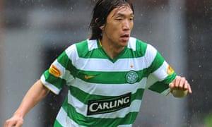 finest selection 552ba b2293 Shunsuke Nakamura to leave Celtic for Espanyol | Football ...