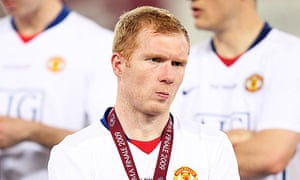 Paul Scholes of Manchester United has been linked with a move to Stoke