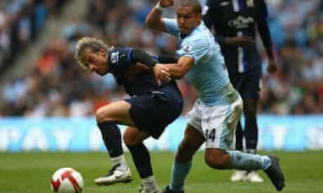 Nigel de Jong, Manchester City