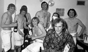 West Ham United's 1975 FA Cup winning team