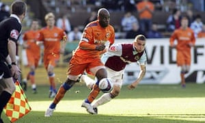 Michael Duberry and Martin Paterson